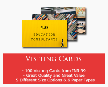 Visiting Cards Online